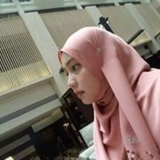 Profil utilisateur de Noor Aziana