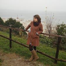 Profil utilisateur de Agnese