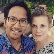 Syarif & Alice Brukerprofil
