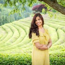 Rashmi Prava felhasználói profilja