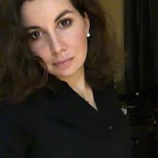 Mounia felhasználói profilja
