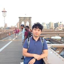 Changyeub User Profile