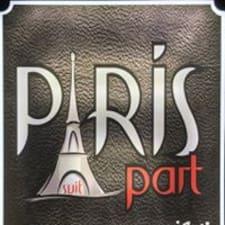 Paris - Uživatelský profil