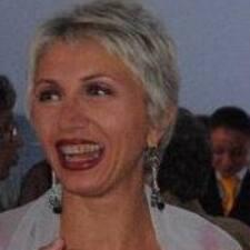 Marilena felhasználói profilja