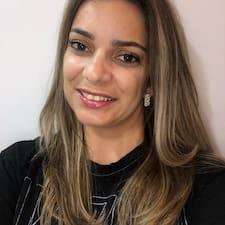 Perfil do utilizador de Adriane Dias