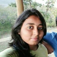 Profil Pengguna Priyadharsini