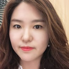 Perfil do usuário de 민정