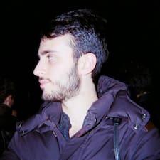 Nathaniel - Uživatelský profil