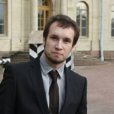Профиль пользователя Ярослав