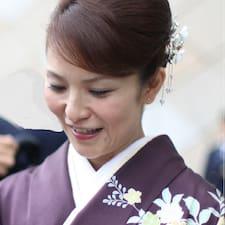 Profil Pengguna Kyoko