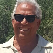 Profil Pengguna Jeff