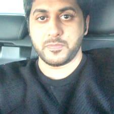 Användarprofil för Hasan