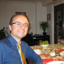 Kiril Brukerprofil