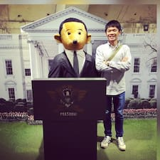 Gabriel Chee Kong User Profile