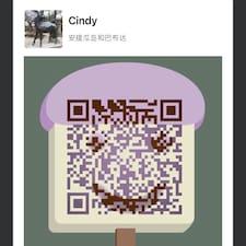 โพรไฟล์ผู้ใช้ Cindy