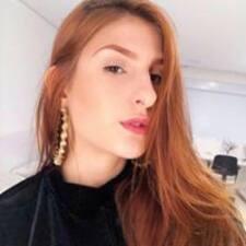 Perfil do usuário de Sophia