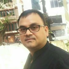 Henkilön Shobhit Kumar käyttäjäprofiili