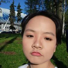 Profil utilisateur de Yuchen