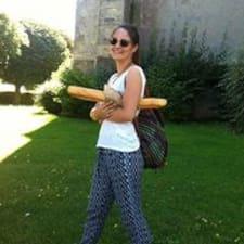 Chiara felhasználói profilja