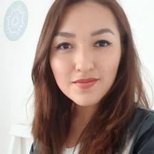 Ingrid Arantxa Kullanıcı Profili