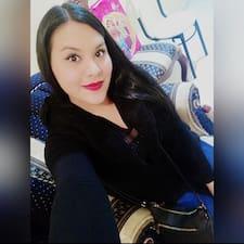 Luisa Valentina felhasználói profilja