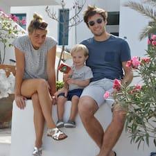 Justine, François Et Marius User Profile