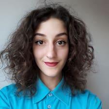 Profil Pengguna Jovana