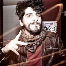 Henkilön Cristian Raúl käyttäjäprofiili