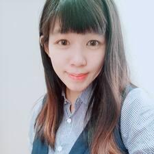 Henkilön Yong käyttäjäprofiili