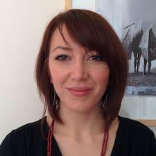 Cosmina User Profile