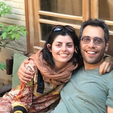 Learn more about Sahar & Ehsan