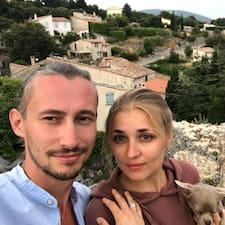 Kristina And Aleksey User Profile