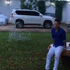 Profil Pengguna Carlos Mauricio