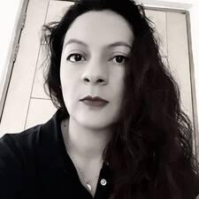Cecy felhasználói profilja