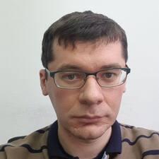 Krešimir felhasználói profilja