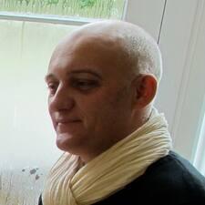 Profil utilisateur de Roland
