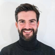 Germán felhasználói profilja