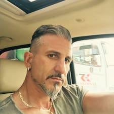 Profil utilisateur de Angelo Admir