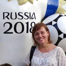 Anastasi User Profile