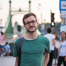 Krisztian User Profile