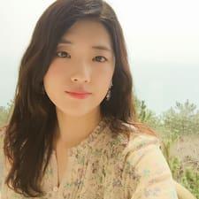 Perfil do utilizador de Min A