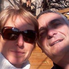 Alain & Isabelle的用戶個人資料