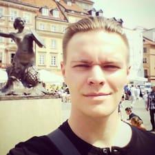 Perfil do utilizador de Rafał