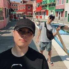 Profil Pengguna 강민