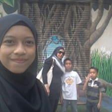 Sherifah Faizah User Profile