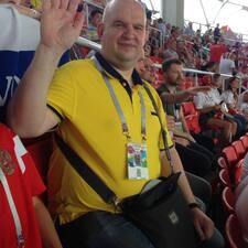 โพรไฟล์ผู้ใช้ Vladislav
