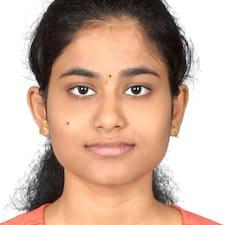 Profil utilisateur de Raghavi Sindhu