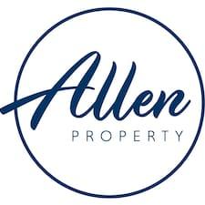 Profil utilisateur de Allen Property