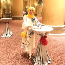 Profil Pengguna Miss Intan