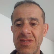 Frantz felhasználói profilja